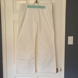 Gap Khaki's in white